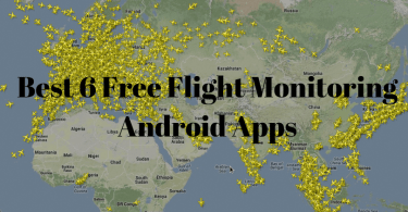 Best 6 Free Flight Monitoring Android Apps