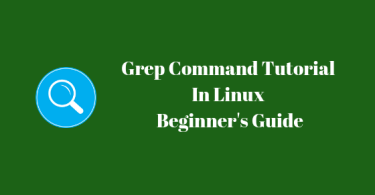 Grep Command Tutorial In Linux | Beginner's Guide