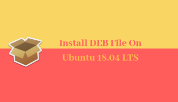 Install Google Chrome On Ubuntu 18 04 LTS From The Command Line