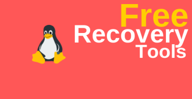 Free Linux Data Recovery Tools