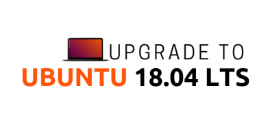 upgrade from ubuntu 16.04 lts to ubuntu 18.04 lts