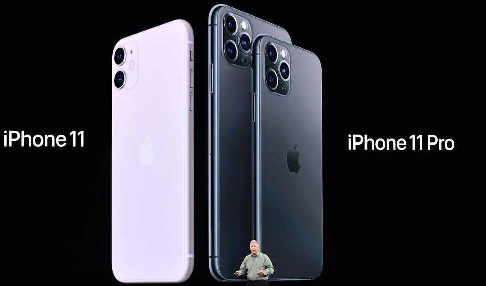 This Is Apple iPhone 11, iPhone Pro And iPhone Pro Max