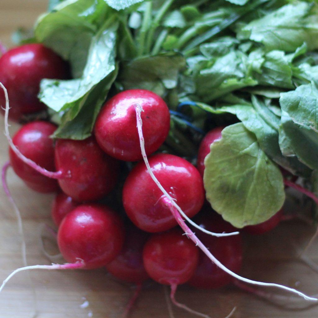 Omg Keto yum radishes