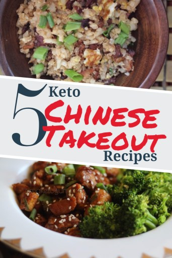Keto Chinese Take out