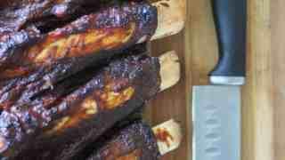 Beef Back Ribs: Keto Style