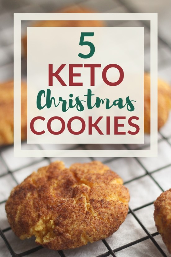 Keto Christmas Cookies