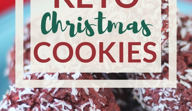 Keto Christmas Cookies
