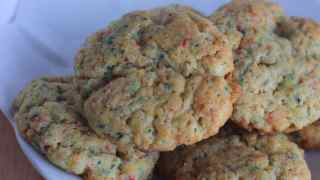 Keto Birthday Cake Cookies: Low Carb Protein cookies