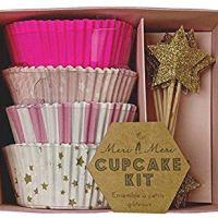 Meri Meri Pink Cupcake Kit