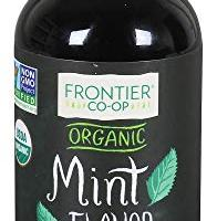 Frontier Mint Flavor Certified Organic, 2-Ounce Bottle