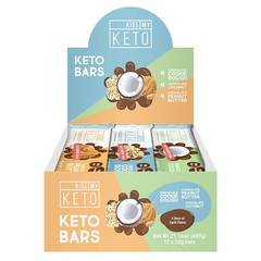 Keto Bar - Variety - 12 Count