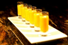 Butternut Squash Bisque Shooters