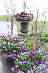 Stunning Spring Pots & Urns - OMG Lifestyle Blog