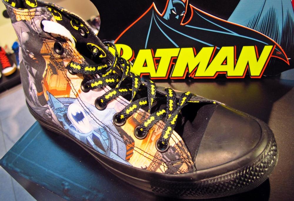 Batman Detail