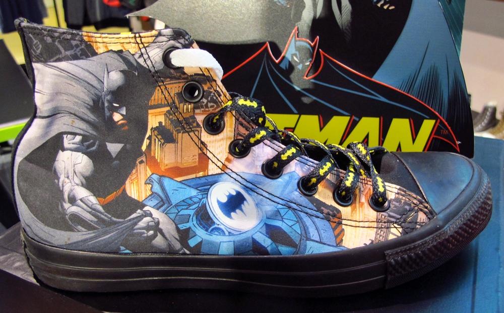 Batman Side 1