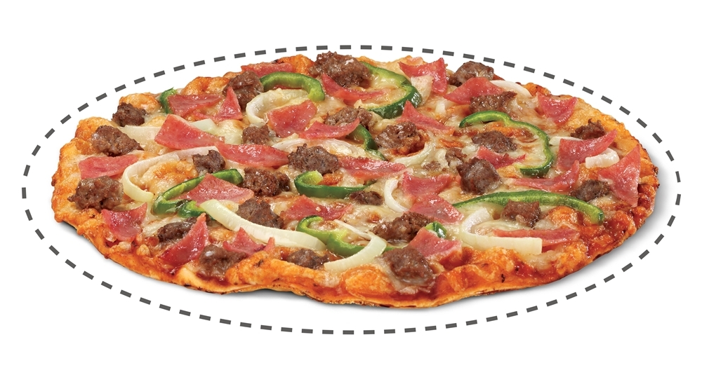 Manager's Choice Pizza