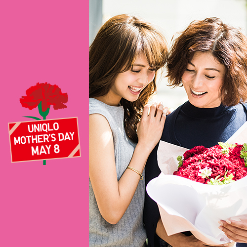 UNIQLO_Give Mothers the comfort they deserve with UNIQLO LifeWear_photo 1