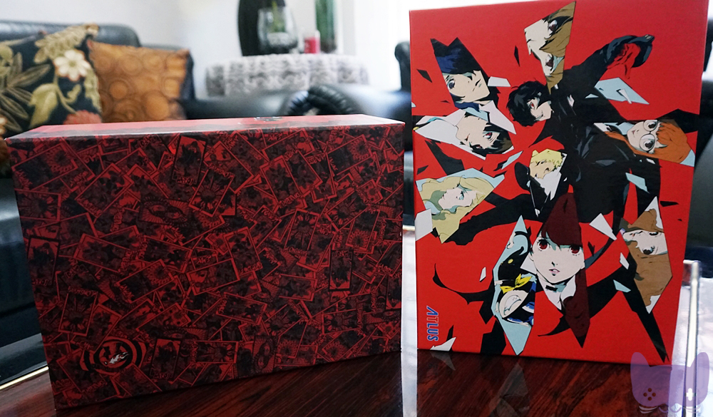 P5R Phantom Thieves Edition Box Details