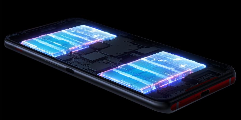 Lenovo Legion Duel - Dual Technology Architecture (Dual Battery)