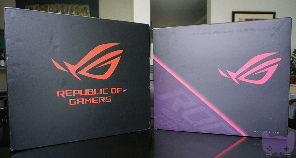 ASUS ROG STRIX G15 Electro Punk Edition – Packaging & Extras