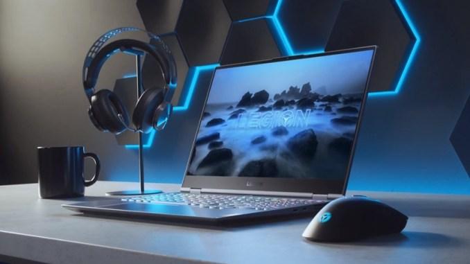 Lenovo Launches Legion Slim 7i At ESGS 2020 & Opens Empire Christmas Sale