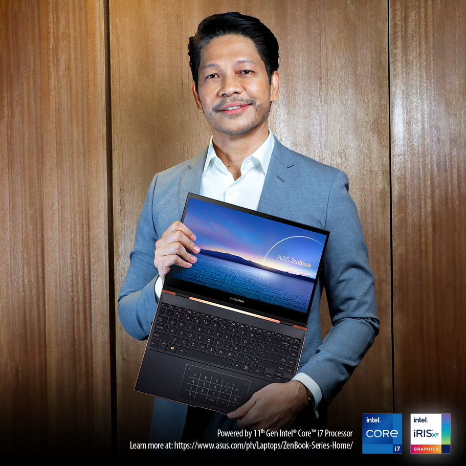 The ASUS ZenBook Flip S (UX371)- The World's Thinnest OLED Convertible Laptop