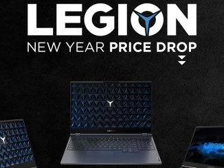 Lenovo Announces New Year Price Drops On Legion Products