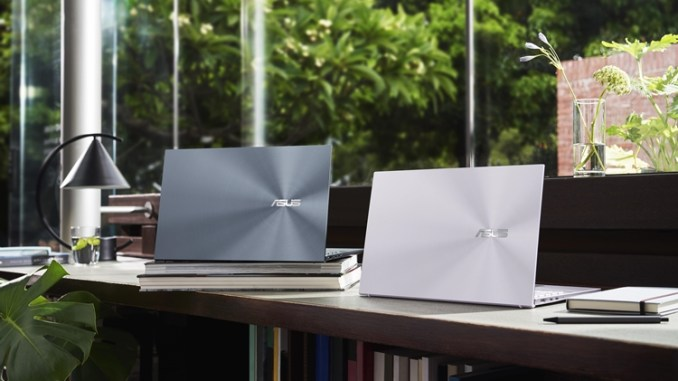 ASUS Launches ASUS Zenbook 14 With ScreenPad In The PH