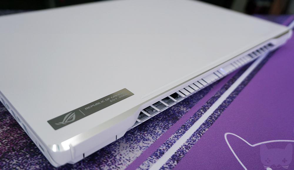 ASUS ROG Zephyrus G15 – Packaging & Features