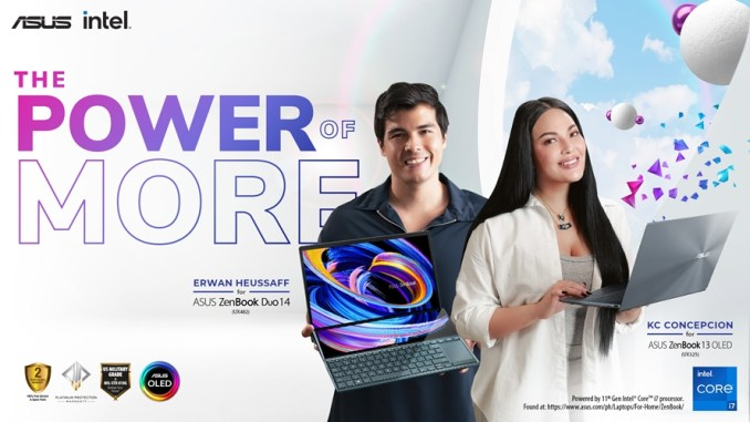 Witness The Power Of More With The Arrival Of The ASUS ZenBook 13 OLED & ASUS ZenBook Duo 14