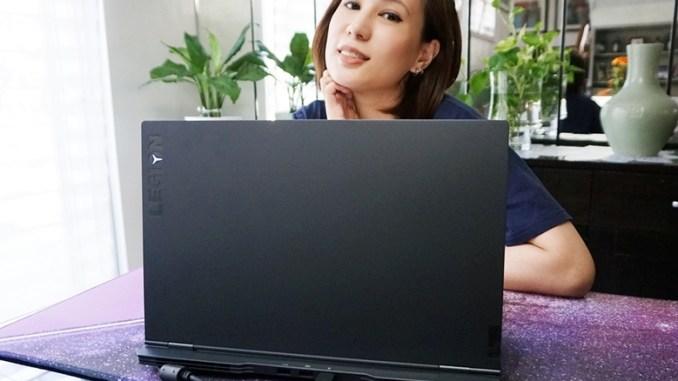Lenovo Legion Slim 7i – Unboxing & First Impressions