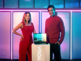 Celebrity Couple Solenn Heussaff & Nico Bolzico Join The Lenovo Family