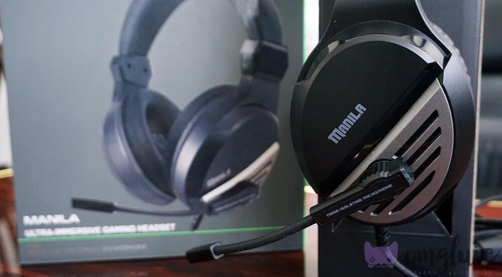 Vertux Manila Gaming Headset