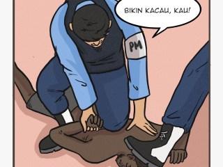 Comic: Sa Pu Pahlawan