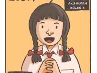 Comic: Rumahku Sekolahku