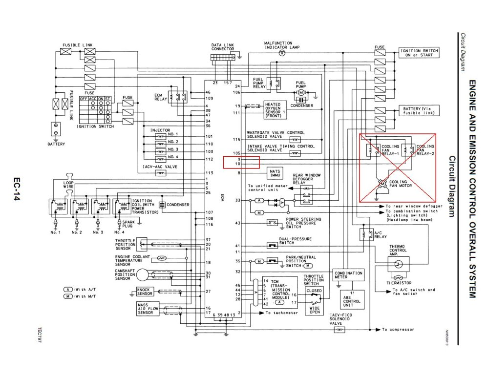 medium resolution of s15 ecu circuit diagram nissan