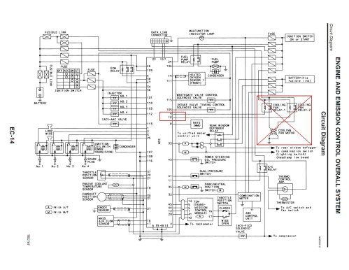 small resolution of s15 ecu circuit diagram nissan