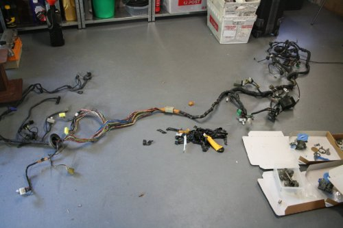 small resolution of custom wiring harness part 1