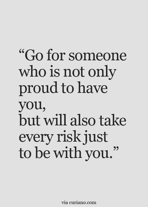 Love Risk Quotes Life And Love