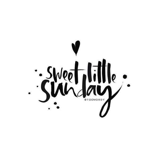 Motivational Quotes : Sweet Little Sunday…
