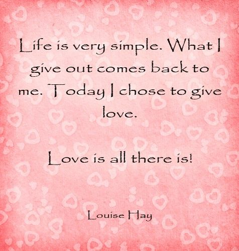 Hustle Hard Girl Wallpaper Wisdom Quotes Every Day I Chose To Give Love Louise