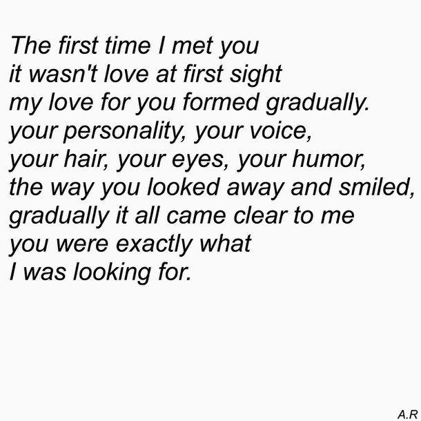 Sad love stories More t