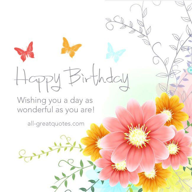 Birthday Cards Free Facebook