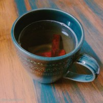 OMGs DFW Food - Cinnamon Tea
