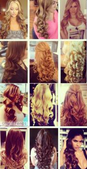 types of curls