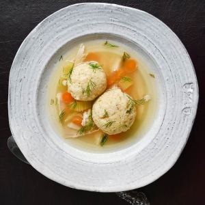 How to Make Homemade Matzo Ball Soup