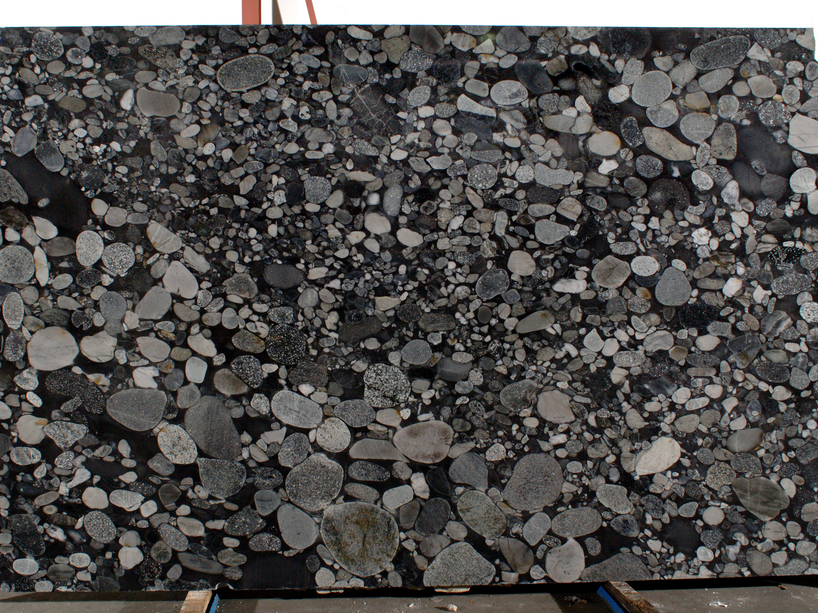 Mosaik Granit Black Mosaic Omicron Granite And Tile