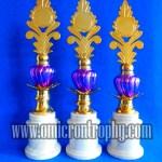 Jual Trophy Marmer - Piala Marmer Set Harga Murah