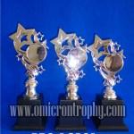 Jual Piala Trophy Mini Silver Bogor