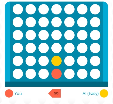 8 Places to Play Connect Four Online - Oh. the Anachronism! - Omigods